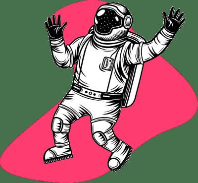 Imagem - Astronauta